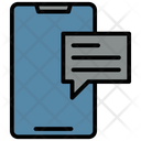 Text Message Mobile Message Sms Icon
