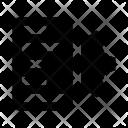 Text optimization Icon