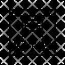 Image Text Web Icon