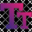 Textsize Icon