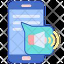 Text To Speech Text Speech Message Icon