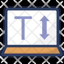 Write Crop Tool Editing Tool Icon