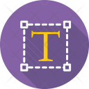 Text Tool Format Icon