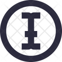Text Tool T Icon