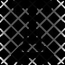 Textwidth Icon