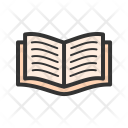 Textbook Book Read Icon