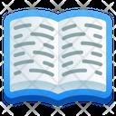 Booklet Handbook Book Icon