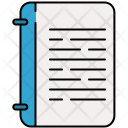 Textbook Two Bind Icon