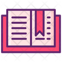 Textbook Book Education Icon