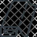Textile Sewing Design Icon