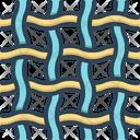 Textile Weav Yarn Icon