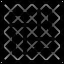 Textile Cotton Wear Icon