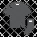 Textile Waste Icon