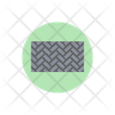 Texture Pattern Wall Paint Icon