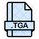 Tga File File Extension Icon