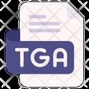 Tga Document File Icon