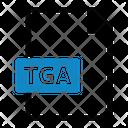 Tga Paper Archive Icon