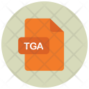 Tga File Extension Icon