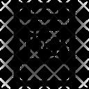 Tga Format Icon