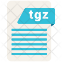 Tgz Format Formats Icon