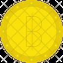 Thai Baht Icon