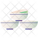 Thai Coconut Milk Custard Icon