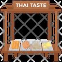 Thai Food Food Stall Street Food Icon