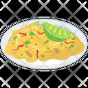 Thai Food Thai Cuisine Thai Dish Icon