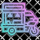 Thai Truck Thai Truck Icon