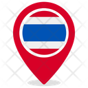 Thailand Country National Icon