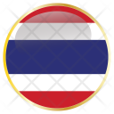 Thailand National Holiday Icon