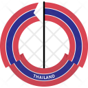 Thailand Country Flag Icon
