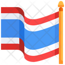 Thailand Flag National Flag Flag Icon
