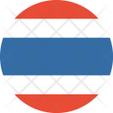 Thailand Flag World Icon