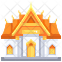 Thailand Temple Temple Religion Icon