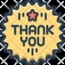 Thankyou Gratitude Appreciate Icon