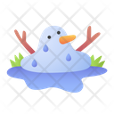 Thaw Melt Unfreeze Icon