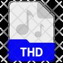 Thd File Icon