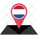 The Netherlands Flag Icon
