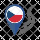 The Czech Republic Icon
