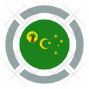 The Cocos Islands Icon