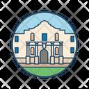 The Alamo Icon