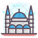 The Blue Mosque Icon