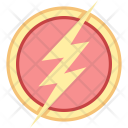 Flash Sign Icon