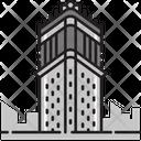 The Flatiron Building Icon