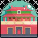 The Forbidden City China Icon