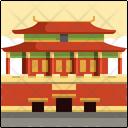 The Forbidden City China Landmark Icon