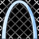 The Gateway Arch Icon