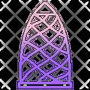 The Gherkin Icon