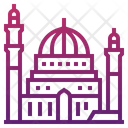 The Sultan Qaboos Grand Mosque Icon